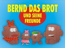 bernd das brot und seine freunde | zeichentrickserien.de