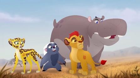 Die Garde Der Löwen Zeichentrickseriende