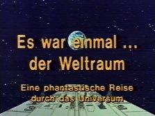 Es War Einmal Der Weltraum Zeichentrickseriende