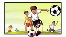 Fussball Helden Comic Zeichentrickserien De