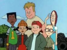 Große Pause Zeichentrickseriende