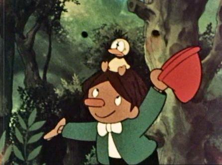 Pinocchio Zeichentrickserien De