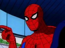 Spiderman Zeichentrick