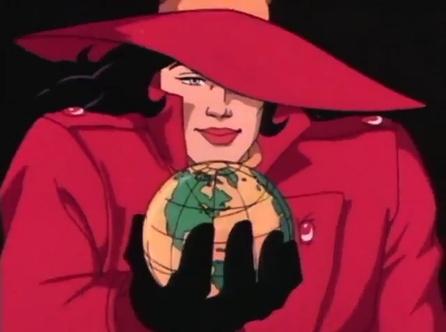 Wo Steckt Carmen Sandiego Zeichentrickseriende